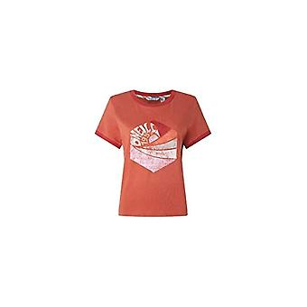 O'NEILL LW Katie - Camiseta de manga corta para mujer, Mujer, 0A7326, Sequoia, S