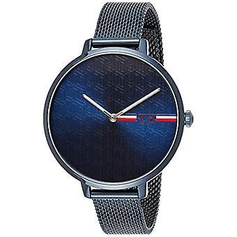 Tommy Hilfiger analoge horloge quartz vrouw met roestvrij staal band 1782159