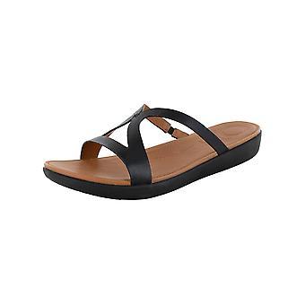 Scarpe sandalo Fitflop Donna Strata Slide In Pelle