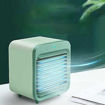 USB стол Мини Вентилятор Портативный air cooler Вентилятор Кондиционер Легкий рабочий стол Охлаждение Вентилятор увлажнитель для офисной спальни