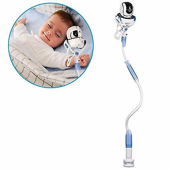Night Vision Babyphone Security Camera Bebe Monitor With Holder