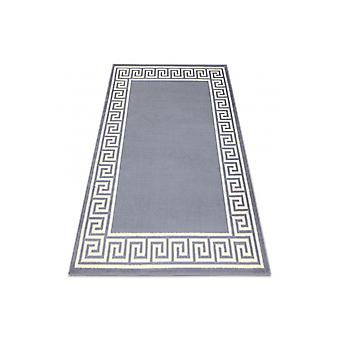 RUG BCF BASE Grieks 3991 Frame grijs / ivoor