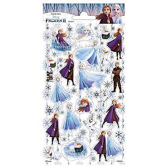 Stickervel Glitter Disney Frozen 2