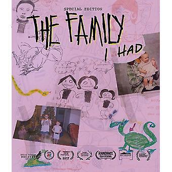 Family I Had [Blu-ray] USA import