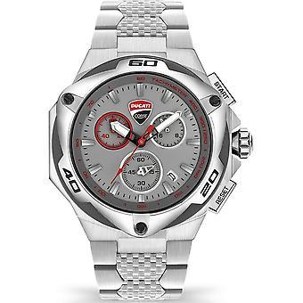 Ducati Wristwatch Men Extreme Chrono Bracelet MOTORS DTWGI2019008