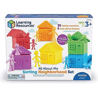 Learning Resources LER3369 Sorting Neighbourhood