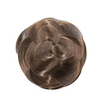 Hair Wig Bun Chignon Hair Clip In Hairpiece