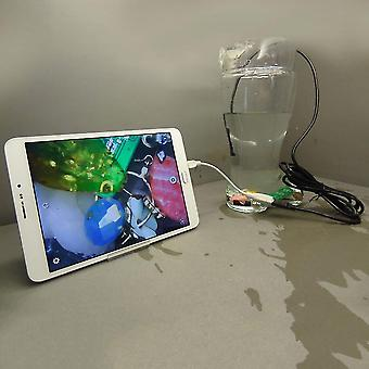 2m 720p Cmos Waterproof Usb Endoscope 4 Led Pipe Inspection Camera Snake Tube