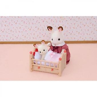 Sylvanian Families 4462 Baby Bed