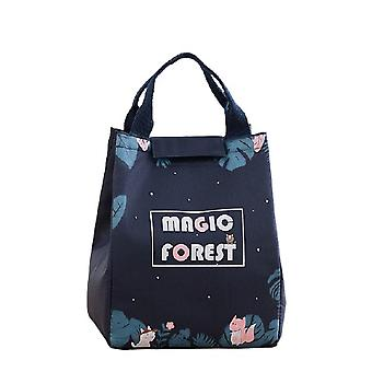 Insulated Printed Lunch Bag