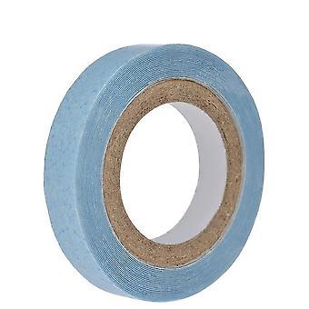 1 rull 0.8cm 3yards vanntett hårbånd dobbeltsidig lim for hårforlengelse