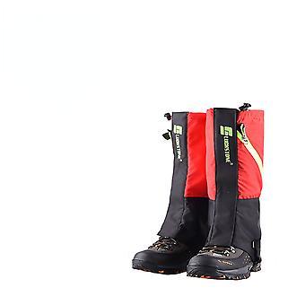 Snow gaiters leg covers climbing camping hiking ski kid leg warmers boot shoe legging gaiter legs protection