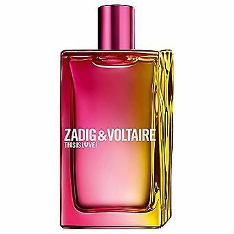Profumo Donna Zadig & Voltaire This is Love Elle (100 ml)