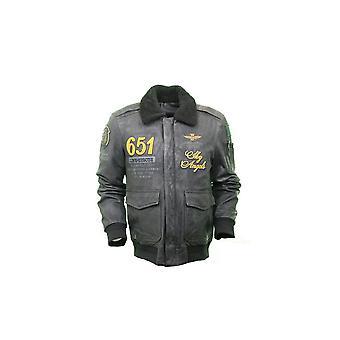 Aeronautica Militare 202PN917PL14801 universella vinter män jackor