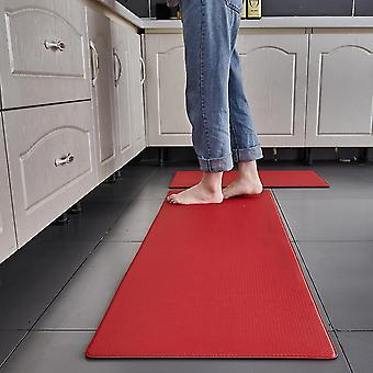 Non Skid Waterproof Kitchen Mats Anti-fatigue Thick Cushioned Floor Rug