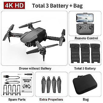 Remote control helicopters l703 drone 4k hd wide angle camera wifi fpv dual camera aerial photography rc drone gps quadcopter