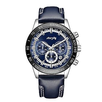 Mens Chronograph Waterproof Watch
