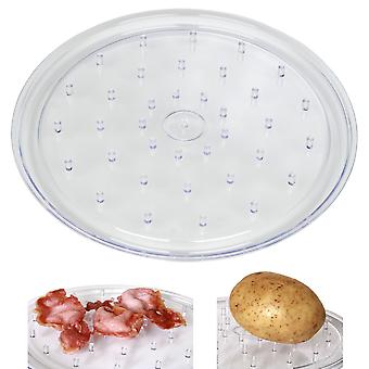 Dexam 25cm Multi Purpose Microwave Tray