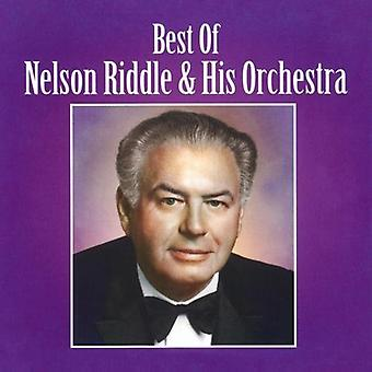 Nelson Riddle - Best of Nelson Riddle [CD] USA import