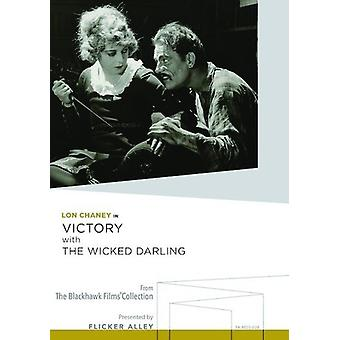 Victory / Wicked Darling [DVD] USA import