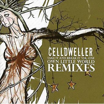 Celldweller - Celldweller: Vol. 1-Take It & Break It: Own L [CD] USA import