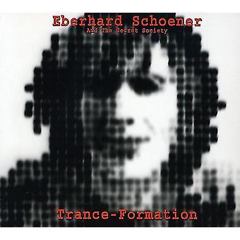 Eberhard Schoener - importation USA transe-Formation [CD]