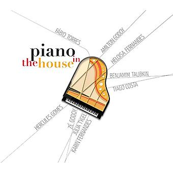 Olika Artist - Piano i huset [CD] USA import
