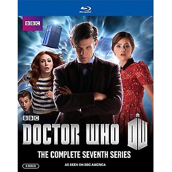 Doctor Who - Dr Who: Series 7 Complete [BLU-RAY] USA import