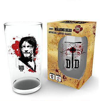 The Walking Dead Daryl Pint Glass