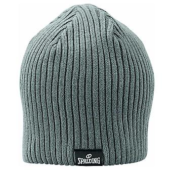 SPALDING beanie hat [graphite]