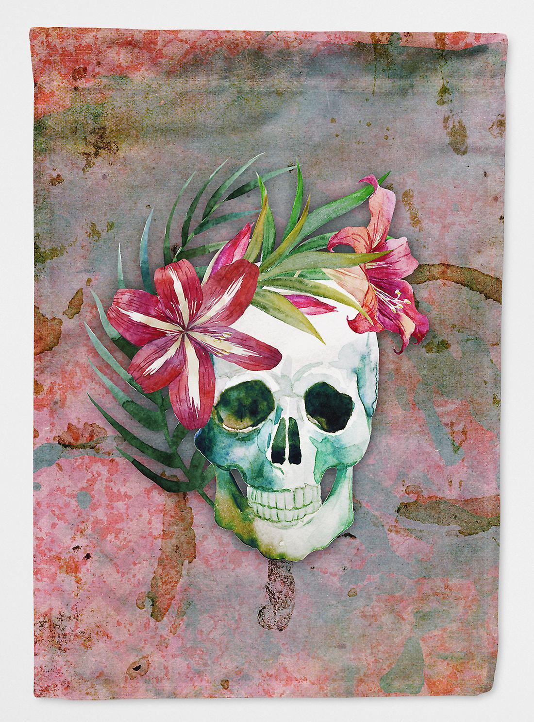 череп из цветов постер чтобы минимизировать