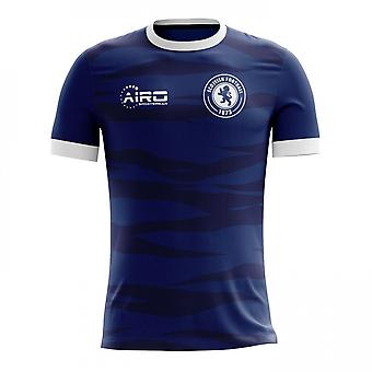 2020-2021 Scotland Home Concept Football Shirt