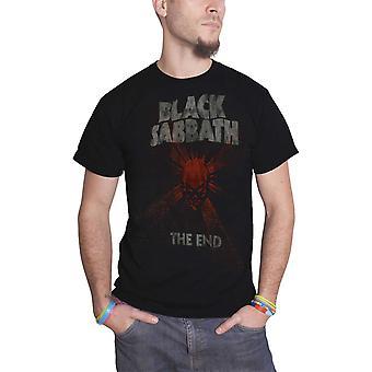 الأسود يوم السبت T قميص نهاية العالم جولة فطر سحابة الجديدة الرسمية رجالي أسود