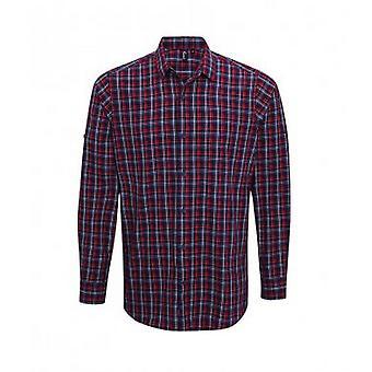 Premier para hombre Sidehill manga larga camisa