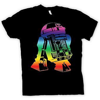 Mens T-shirt - R2D2 Star Wars Inspired Design