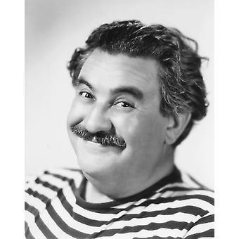 Billy Gilbert Portrait