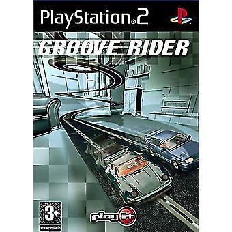 Groove Rider (PS2) - Ny fabrik förseglad