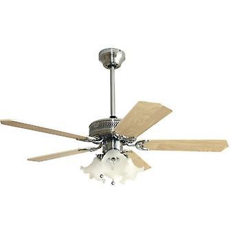 Decke Fan Santa Monica mit Licht-107 cm/42