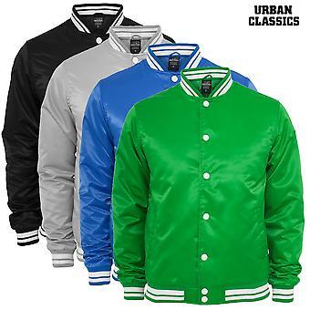 Куртка для блестящей колледж городского классики Мужская