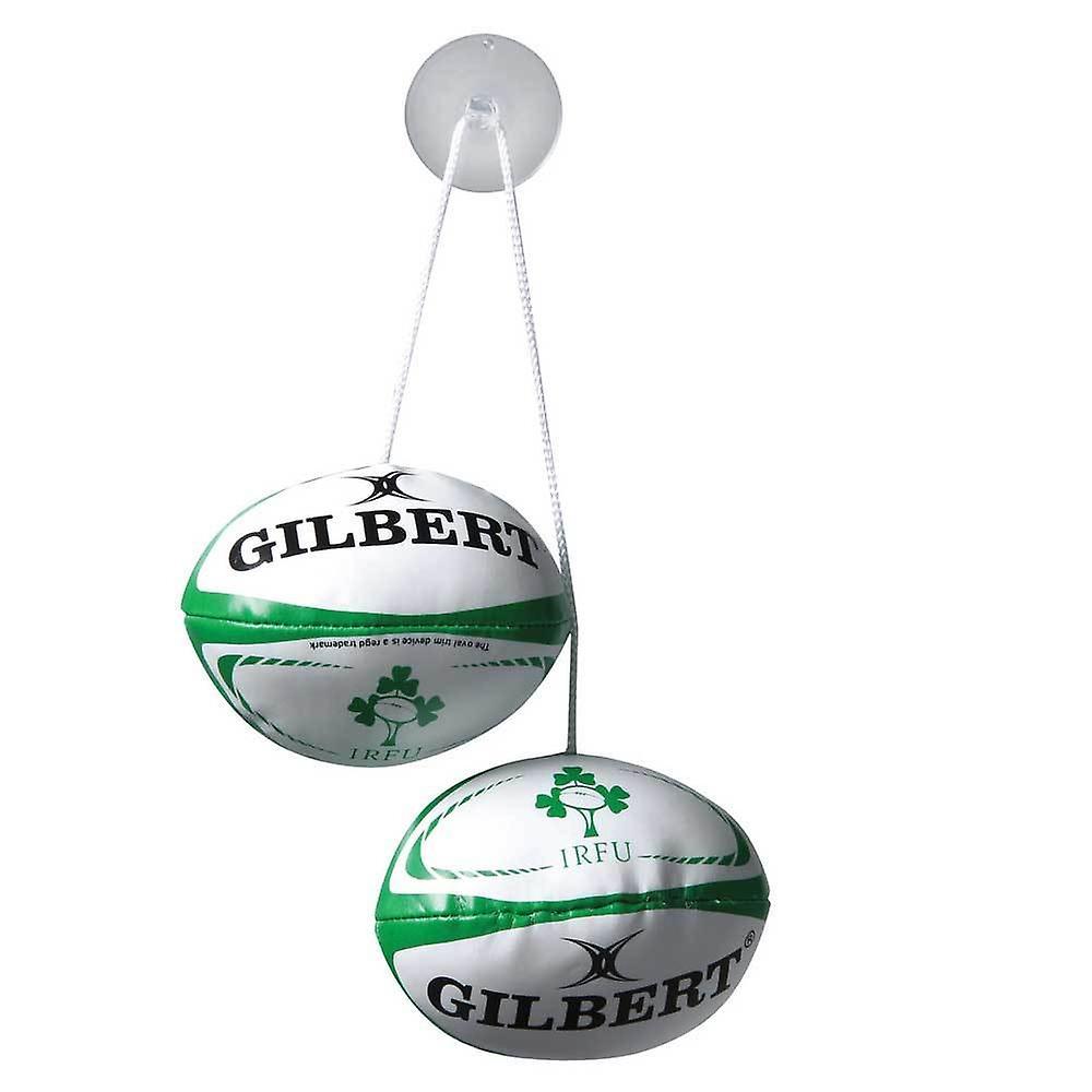 GILBERT ireland rugby dangle set
