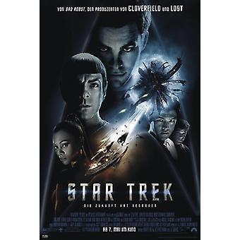 Star Trek XI de toekomst begint teaser poster ik 91,5 x 61 cm
