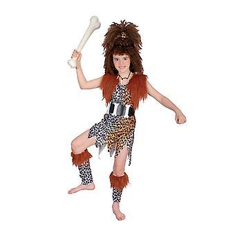 Bnov Cavegirl And Wig Costume