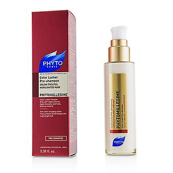 Phyto Phytomillesime Color Locker Pre-shampoo (color-treated Highlighted Hair) - 100ml/3.4oz