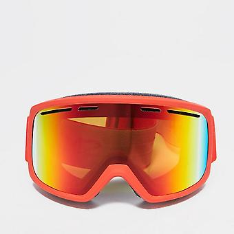 New Smith Men's Range Snowboarding Ski Safety Goggles Red