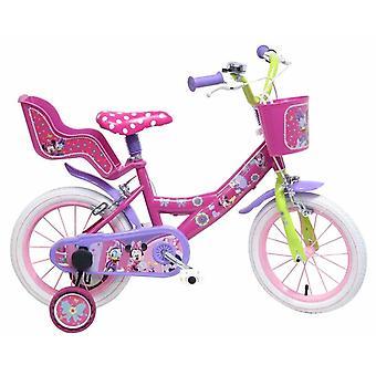 Bicycle Girl 14.0 inch Minnie Disney