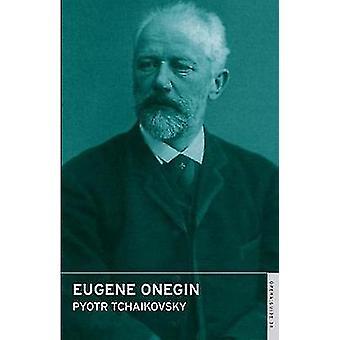 Eugene Onegin by Pyotr Tchaikovsky - 9780714544397 Book