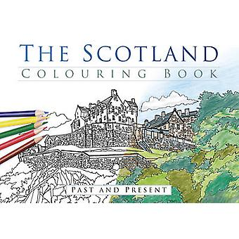 The Scotland Colouring Book - Past & Present by The History Press - 97