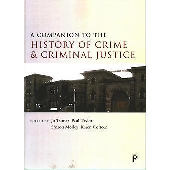 En følgesvenn til historien av kriminalitet og kriminelle Sharon Mo