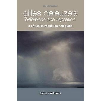 Di Deleuze - differenza e ripetizione-- un'introduzione critica
