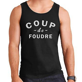 Coup De Foudre Men's Vest